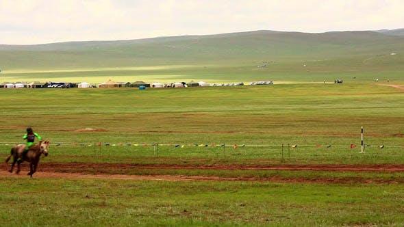 Thumbnail for Naadam Festival, Horse Race, Mongolia 4