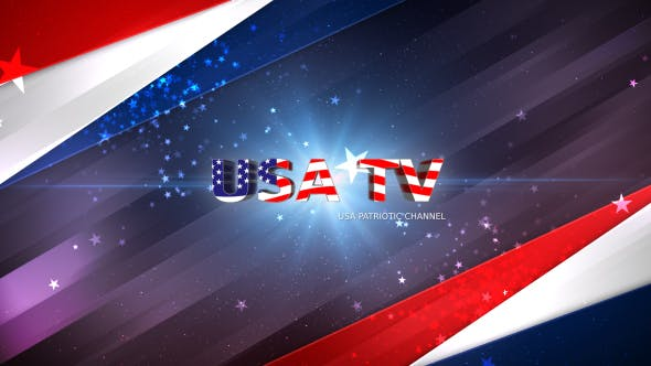 USA Patriotic Broadcast Pack
