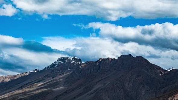 Thumbnail for High Mountain Landscape. Spiti Valley