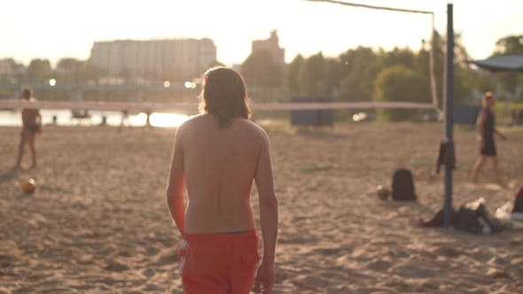 Thumbnail for Volleyball On The Beach