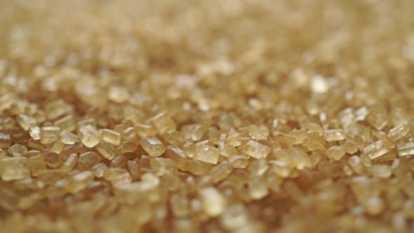 Thumbnail for Haufen Von granuliertem braunem Zucker