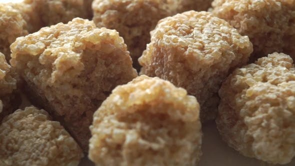 Thumbnail for Pressed Brown Sugar Cubes
