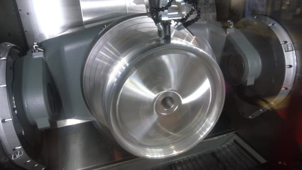 Cover Image for CNC Milling Machine