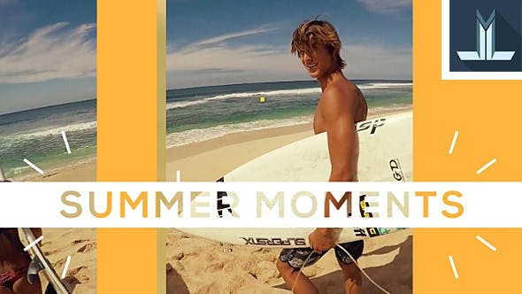 Thumbnail for Summer Moments