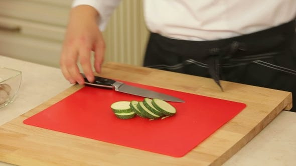 Thumbnail for Slicing Food Ingredients