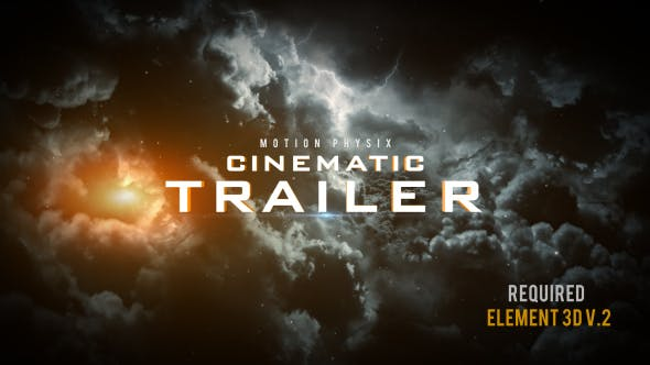 Thumbnail for Tráiler Cinemática