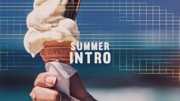 Thumbnail for Intro d'été