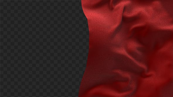 Thumbnail for Red Cloth Reveal
