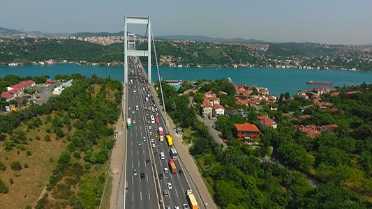 Thumbnail for Istanbul Bosphorus Bridge 3
