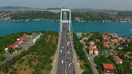 Thumbnail for Istanbul Bosphorus Bridge 7
