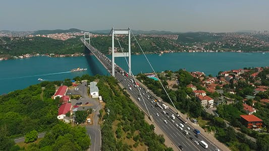Thumbnail for Istanbul Bosphorus Bridge 1