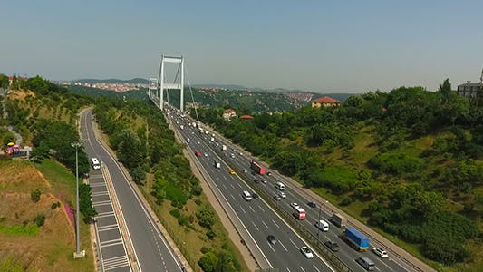 Thumbnail for Istanbul Bosphorus Bridge 2