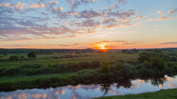 Thumbnail for Summer Sunset