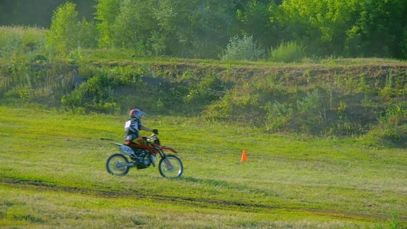 Thumbnail for xtreme Sports Motocross Motorcycle