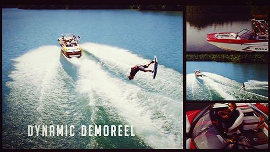 Thumbnail for Dynamic Video Demo Reel