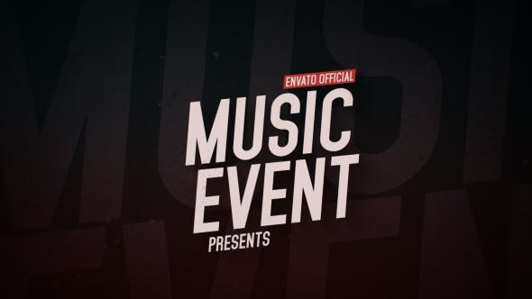 Thumbnail for Music Event Promo
