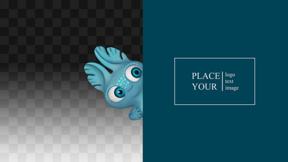 Thumbnail for Presentation With Alien Monster