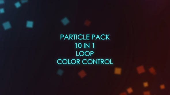 Thumbnail for 10 in 1 Particle Pack