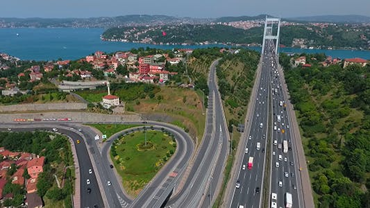 Cover Image for Traffic Bridge