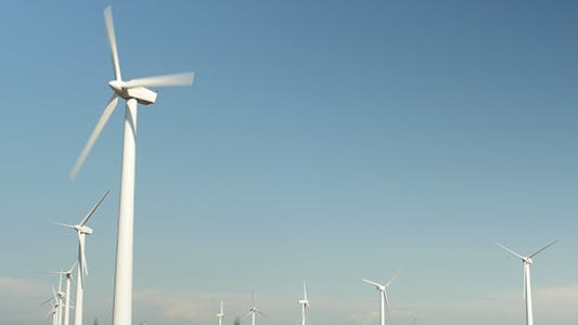 Thumbnail for Wind Electric Generating Windmills