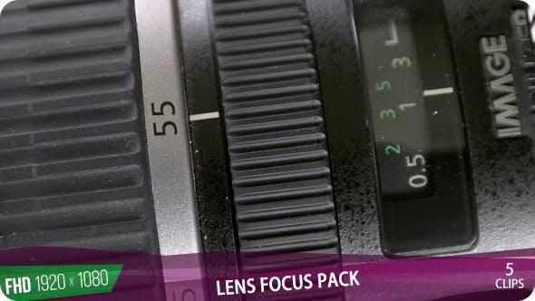 Thumbnail for Lens Focus Pack