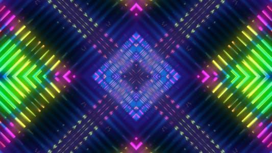 Thumbnail for Grid Light Streaks 01