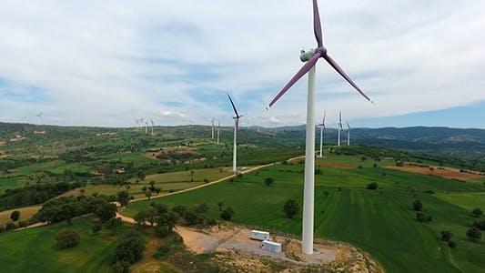 Cover Image for Sliding Windmills