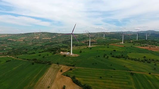 Cover Image for Windmills Energy