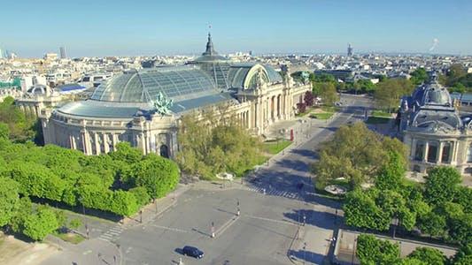 Thumbnail for Paris Aerial View 11