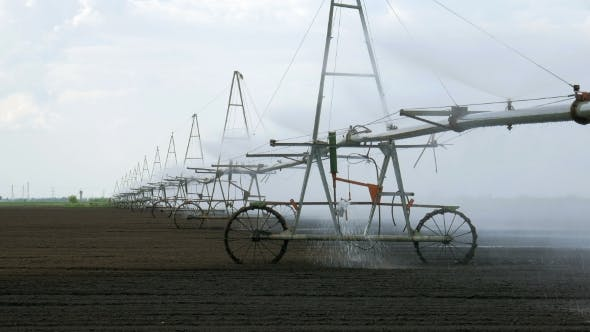 Thumbnail for Pump Of Irrigation System In Field