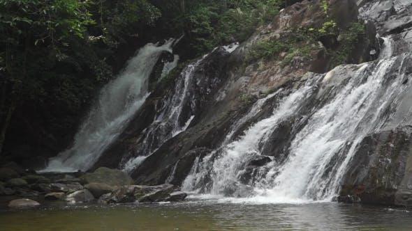 Thumbnail for Ton Ngan Chang Waterfall in Thailand