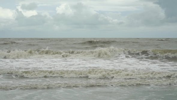 Thumbnail for Video Of Sea In Bad Weather