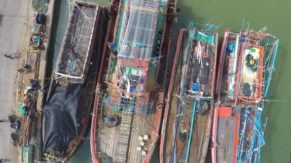 Thumbnail for Old Fishing Boats
