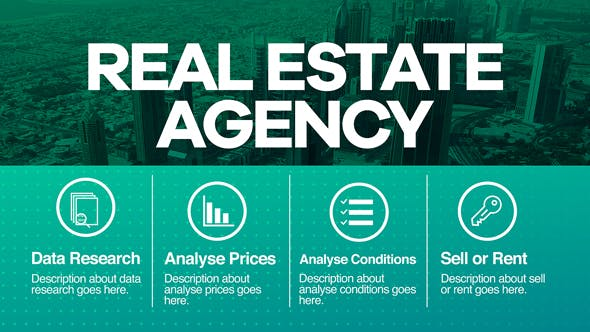 Cover Image for Real Estate Agency