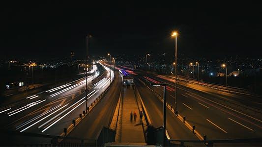 Thumbnail for Istanbul Night Traffic