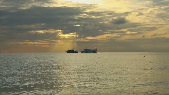 Thumbnail for Morning Ocean Landscape