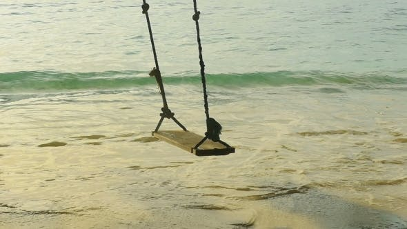 Thumbnail for Rope Swings On The Beach