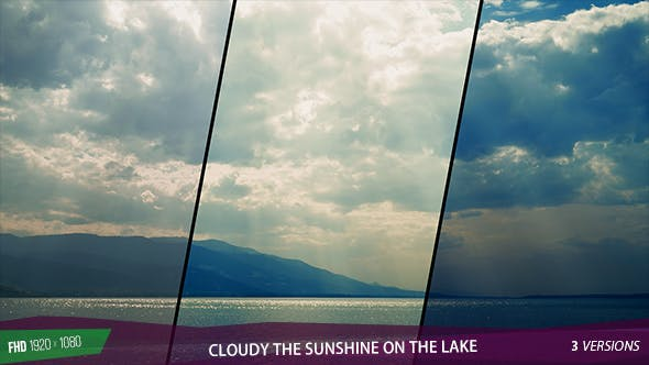 Thumbnail for Cloudy the Sunshine on the Lake