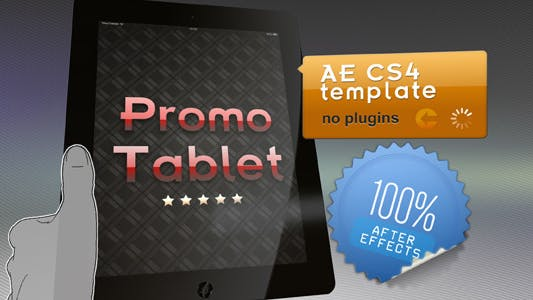 Promo Tablet