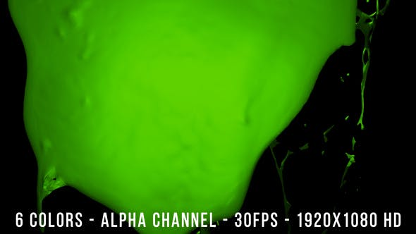 Thumbnail for Liquid Splash Transition v3