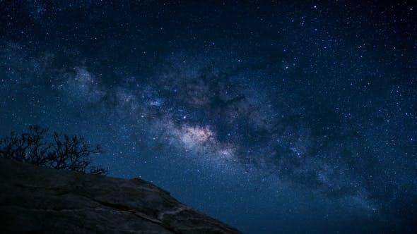 Thumbnail for Milky Way Night Sky