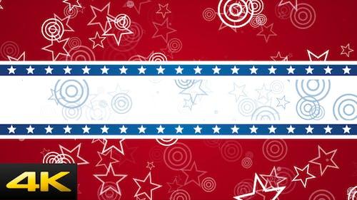 Étoiles patriotiques