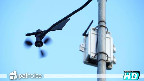 Thumbnail for Luft- und Windstationssteuerung