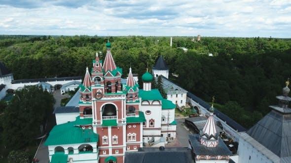Orthodox Christian Monastery