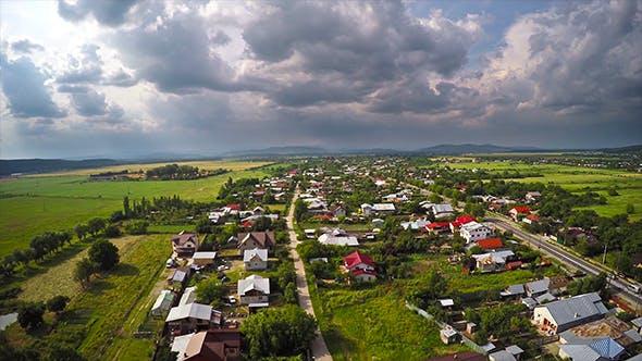 Thumbnail for Aerial Neighborhood