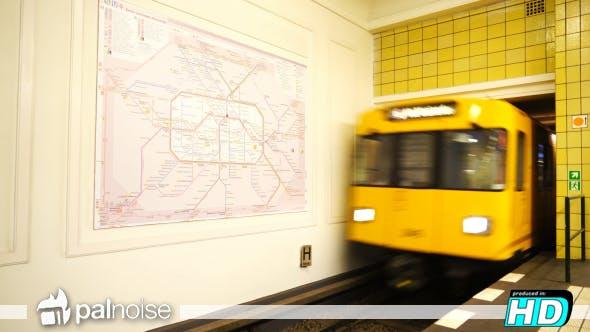 Thumbnail for Train Subway Metro