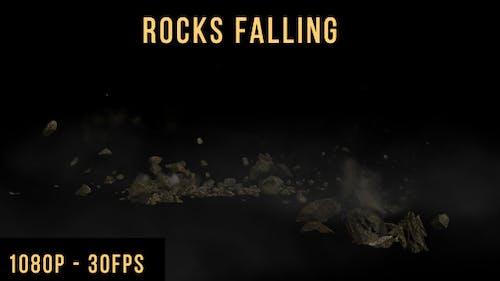 Boulders Falling 2