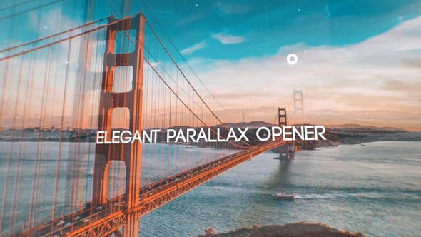 Thumbnail for Glitch Parallax Opener