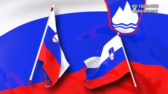 Thumbnail for Flag Transition - Slovenia