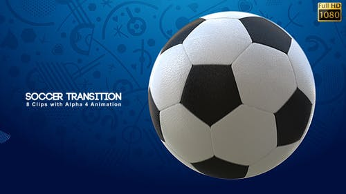 Soccer Transitions Pack